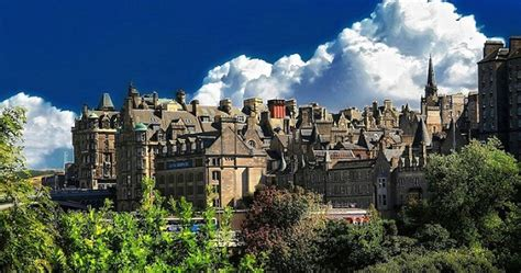 Top Mba Colleges In Scotland by Scotland S Of Edinburgh Builds Ties With U De