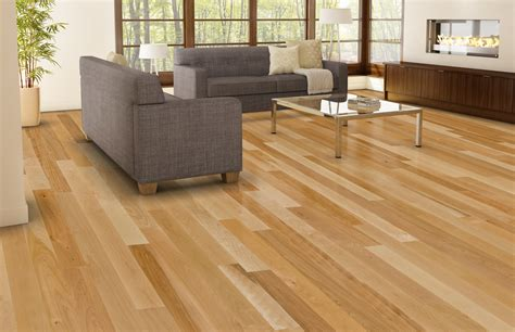Nature Flooring by Ambiance Yellow Birch Heritage Lauzon