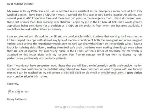 Nurses Aide Cover Letter by 40 Best Letter Images On Cover Letters Letter Photography And Cover Letter Template