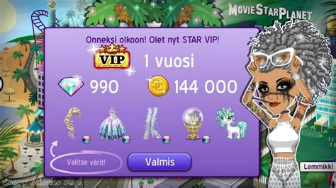 msp vips one year 2016 getting one year star vip crazy science msp youtube
