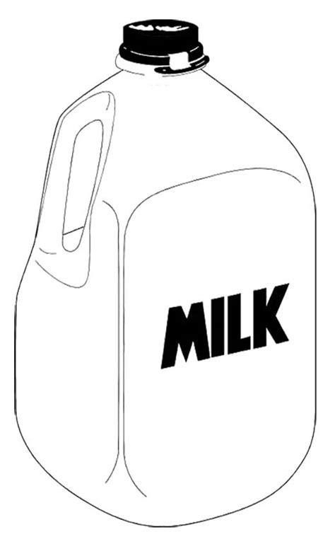 water jug coloring page a gallon milk coloring page action man coloring page