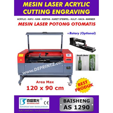 Mesin Laser Cutting Mesin Laser Cutting Mini Portable As 1290 Elevenia