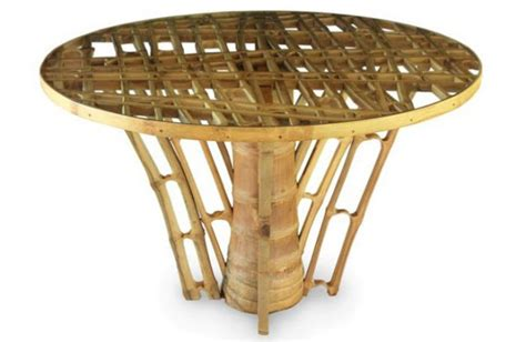 Bamboo Table by Bamboo Table Bamboo Valance Photo