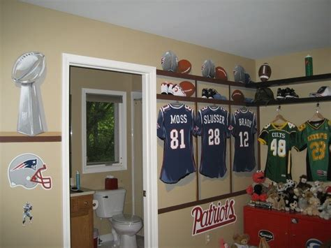 boys bedroom ideas football pin by liz leblanc on war eagle pinterest
