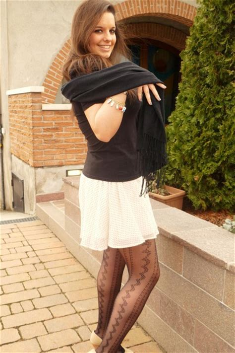 dark brown calfskin pellegrino castronovo black sanpellegrino tights peach h m skirts dark brown h