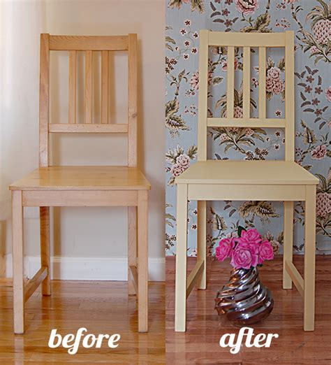 diy painted wood chairs eat knit diy