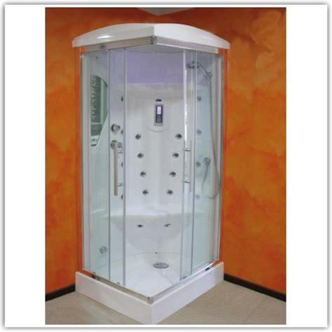 cabina idromassaggio 80x80 cabina doccia idromassaggio quot elisea quot