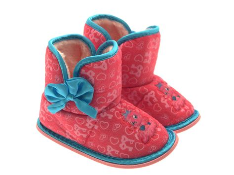 slippers boots moshi monsters pink poppet slipper boots slippers