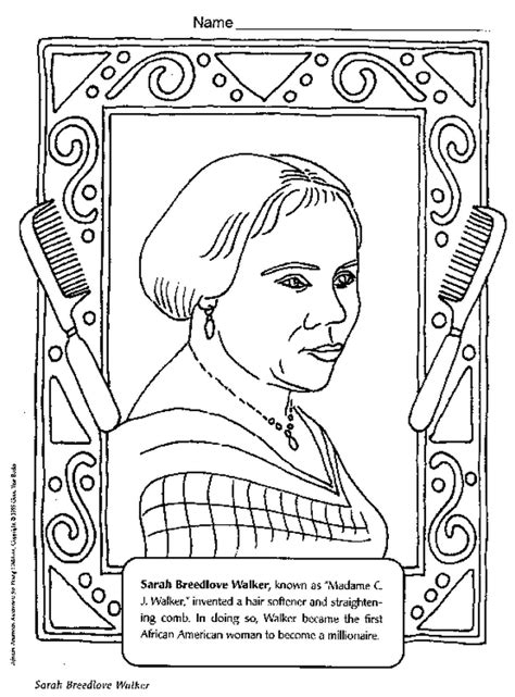 black history month printable coloring pages az coloring