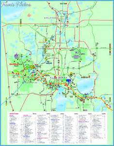 florida map attractions ta map tourist attractions travel map vacations