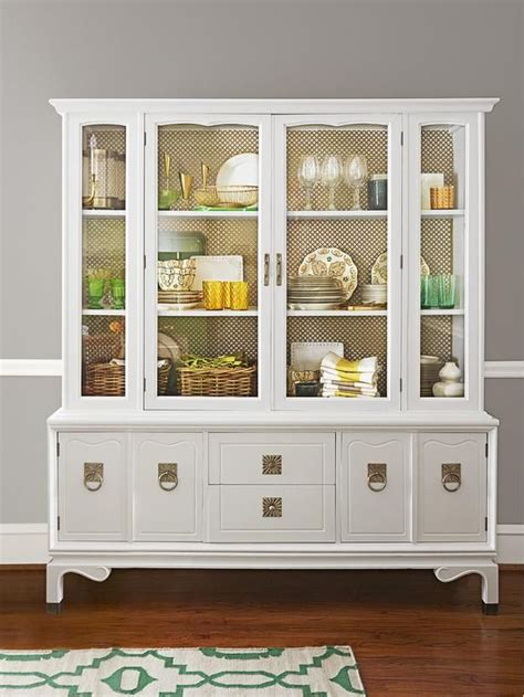 25  Best Ideas about China Cabinet Display on Pinterest   China display, White china cabinets
