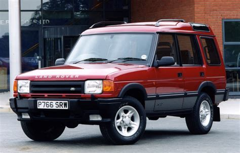 land rover discovery exterior land rover discovery station wagon 1989 1998 photos