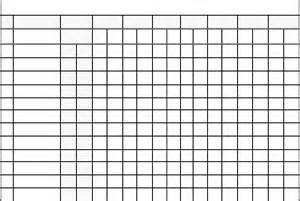 workout chart template blank workout chart template free