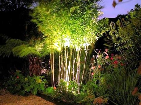 Outdoor Plant Lights Garden Lighting That Will Make Your Outdoor Area To Breathe New Interior Design Ideas