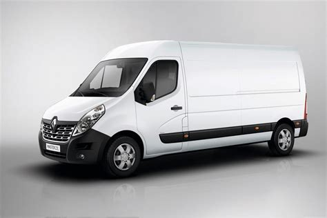 renault master ze electric panel van preview large panel vans