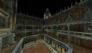 castle interior by meta52 on deviantart