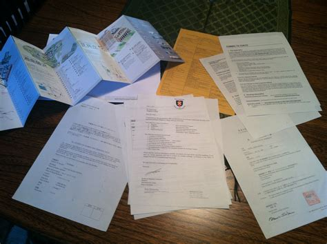 College Acceptance Letter Package Finally Accepted 171 Gator Blogs Allegheny College Meadville Pa