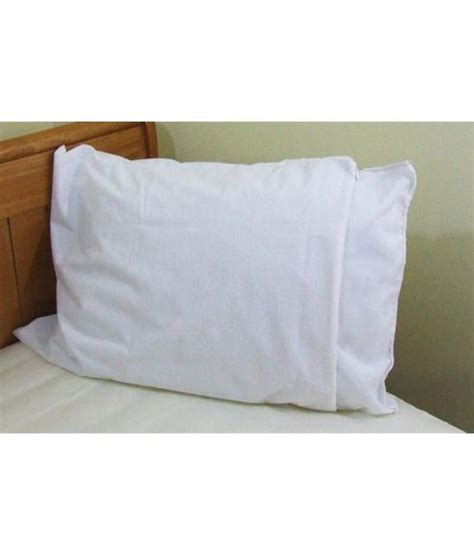 Dust Mite Pillow Cover by Pillow Cover Waterproof Dust Mite Proof Zippered