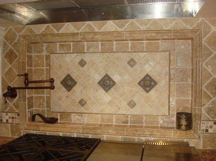 tumbled travertine backsplash ideas tumbled