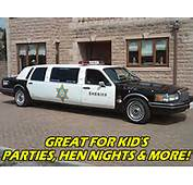 Police Limo Hire2