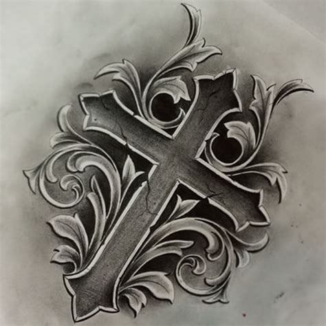 filigree cross tattoo resultado de imagem para filigree drawing filigranas