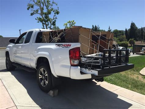 toyota tacoma bed extender bed extender tacoma world