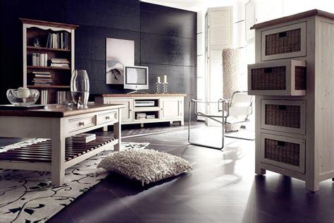 wohnzimmer vintage look sideboard anrichte shabby vintage look kiefer massiv wei 223