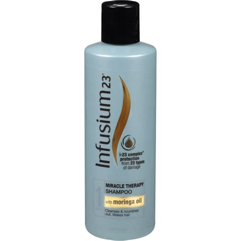 infusium 23 shoo and conditioner for bleached hair infusium 23 shoo miracle therapy 12 fl oz