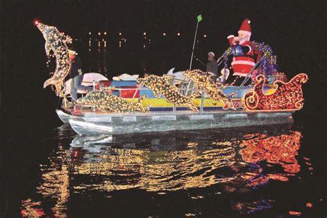 apollo beach boat parade 31st annual alafia lighted boat parade to showcase chili
