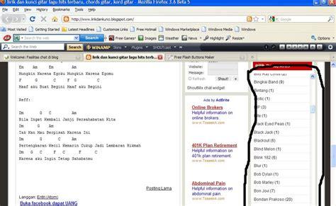 cara membuat scroll pada label blog kumpulan info tips cara membuat scroll pada widget