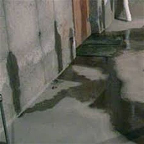 stop basement leaks why a basement leaks and how to fix it permanently