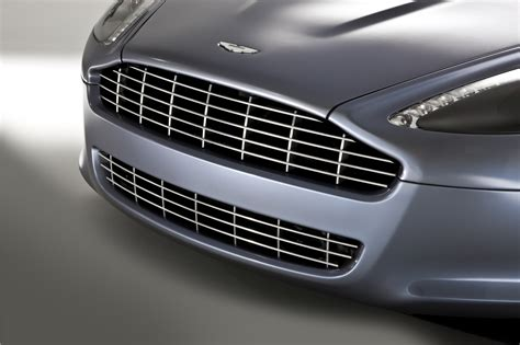 Aston Martin Rapide Front Grill Eurocar