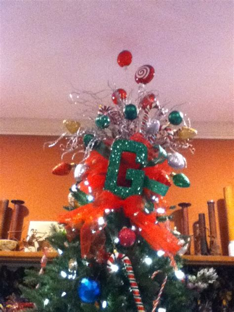 Handmade Tree Toppers - tree topper