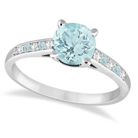 Wedding Rings Blue by Best 20 Blue Engagement Rings Ideas On Blue