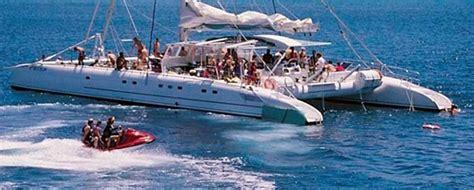 5 star catamaran gran canaria catamaran sailing blue puerto mogan gran canaria boat