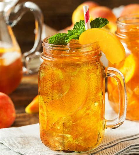 sw premium food recipe peach fruit tea sw peach halves