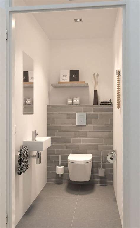 klo mit dusche und fön grey floors grey detail on walls h i s i n s p i r a t
