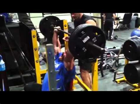 derek poundstone bench press poundstone breaks bat doovi