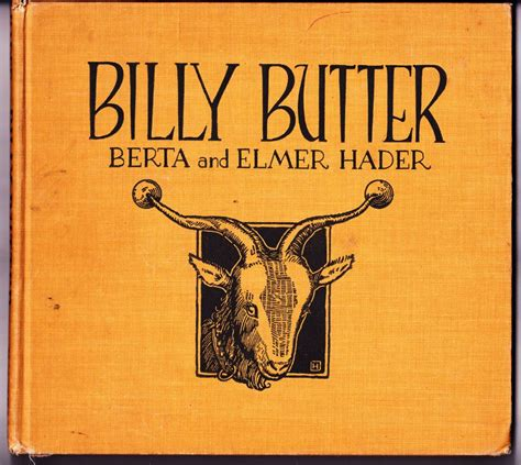 berta isla edition books billy butter by berta elmer hader edition 1936