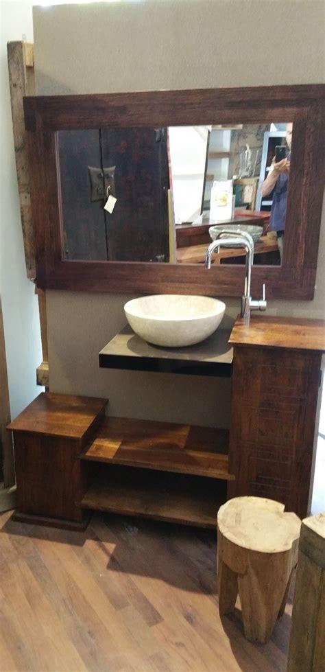 mobili bagno in offerta mobile bagno in noce indiano etnico in offerta ultimo