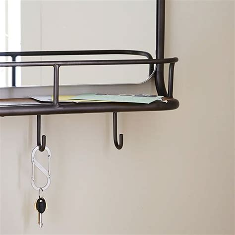 entryway hooks entryway shelf with hooks awesome entryway wall mounted
