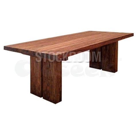 elm modern dining table modern rustic recycled solid elm wood dining table central