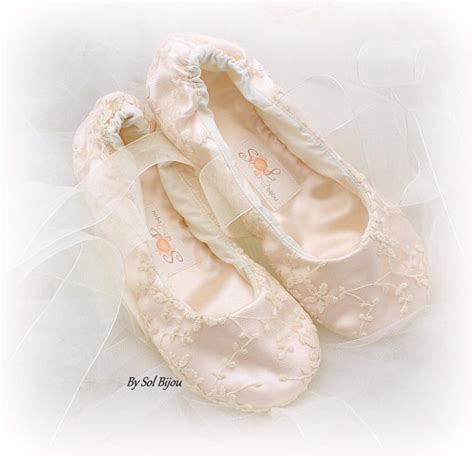 lace slippers for wedding lace ballet flats wedding bridal shoes flower