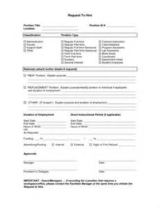 application for hire template 6 new hire application form templateagenda template sle