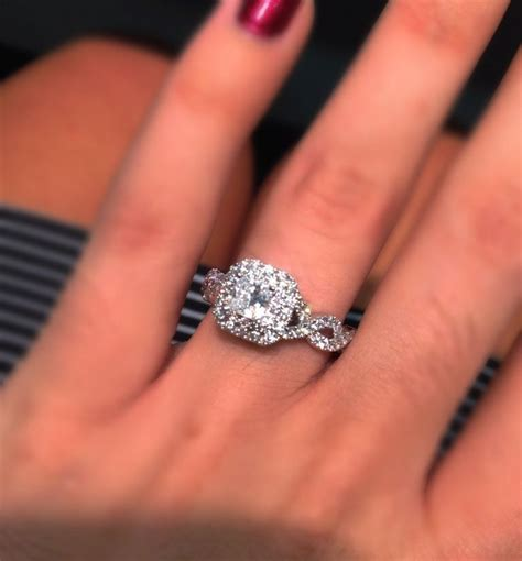 best 25 halo rings ideas on halo engagement