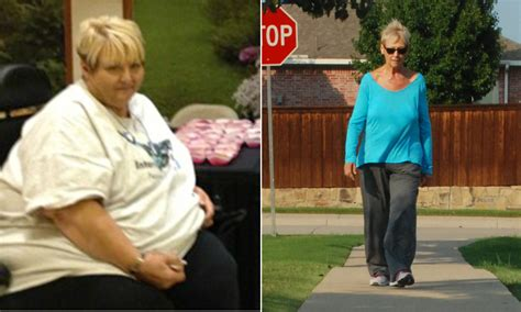 Norah Jones Told To Drop A Few Pounds by Once 430 Pounds Brenda Jones Traded In Wheelchair For