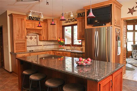 stylish kitchen cabinetry in plover wi