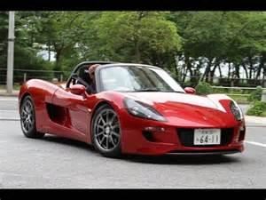 Electric Car Zz Meet Japan S Tommykaira Zz Ev Electric Sports Car