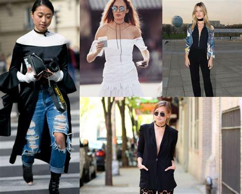 Kalung Kerah Pesta Elegan Collar Necklace Fashion Impor Murah Murmer intip aksesoris apa saja yang masih jadi trend di 2017