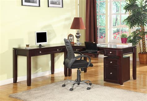 boston l shape home office set from house bos 347d